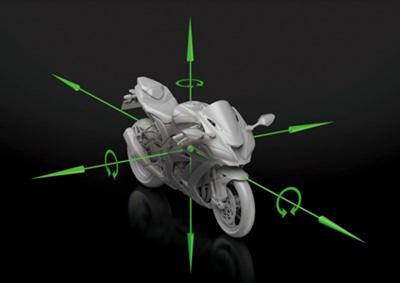 Kawasaki ZH2 Chính Hãng Nhập Khẩu Từ Nhật Supercharger