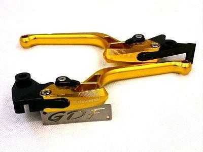 Tay côn thắng 6 số Kawasaki màu vàng nhập khẩu chính ngạch
