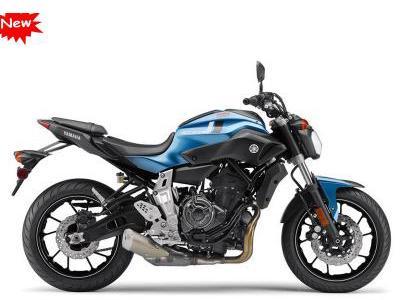 Yamaha FZ07 nhập khẩu chính ngạch