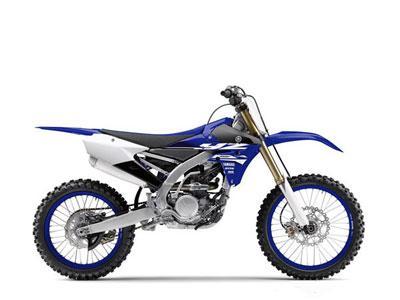 Yamaha WR250F nhập khẩu chính ngạch