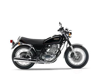 Yamaha SR400 nhập khẩu chính ngạch