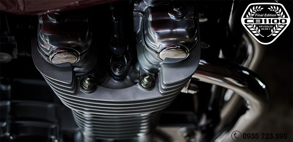 động cơ Honda CB1100RS Final edition