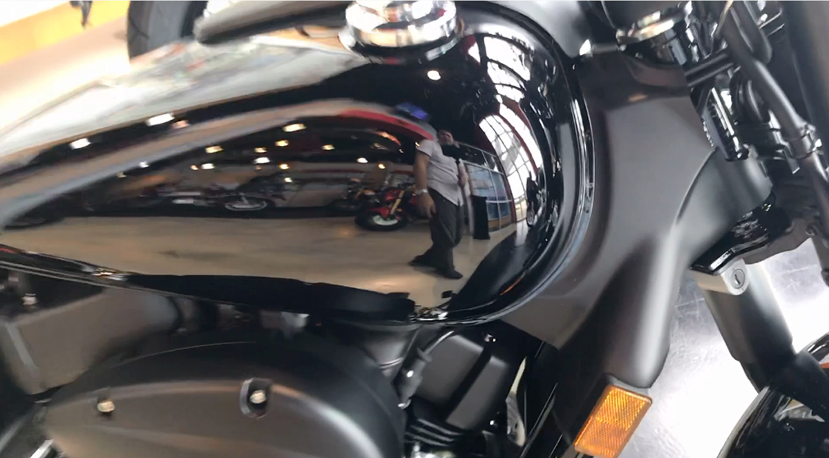 yen Honda Shadow Phantom 750 2020