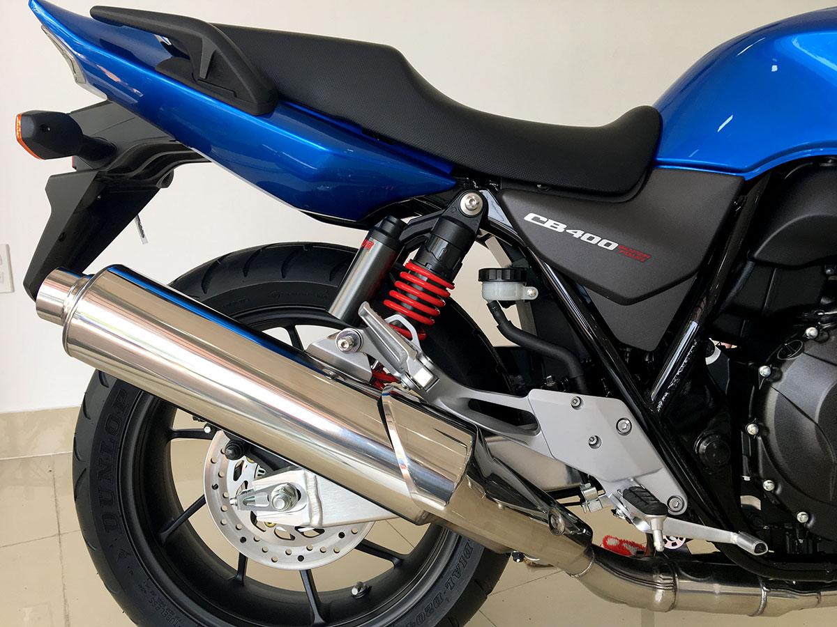 Pô xe  Honda CB400SF 2018