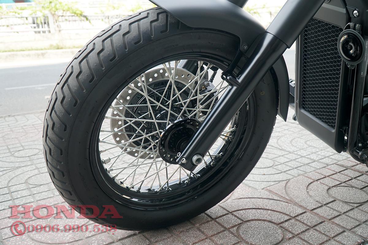 bánh xe  Honda Shadow Phantom 750