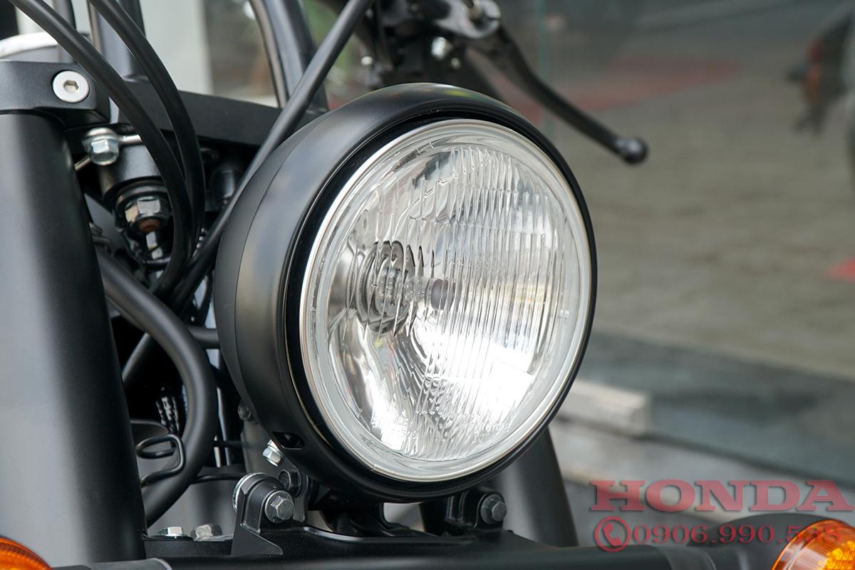 đèn pha  Honda Shadow Phantom 750
