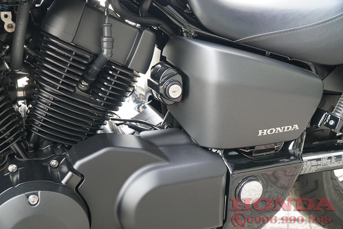 đong cơ  Honda Shadow Phantom 750