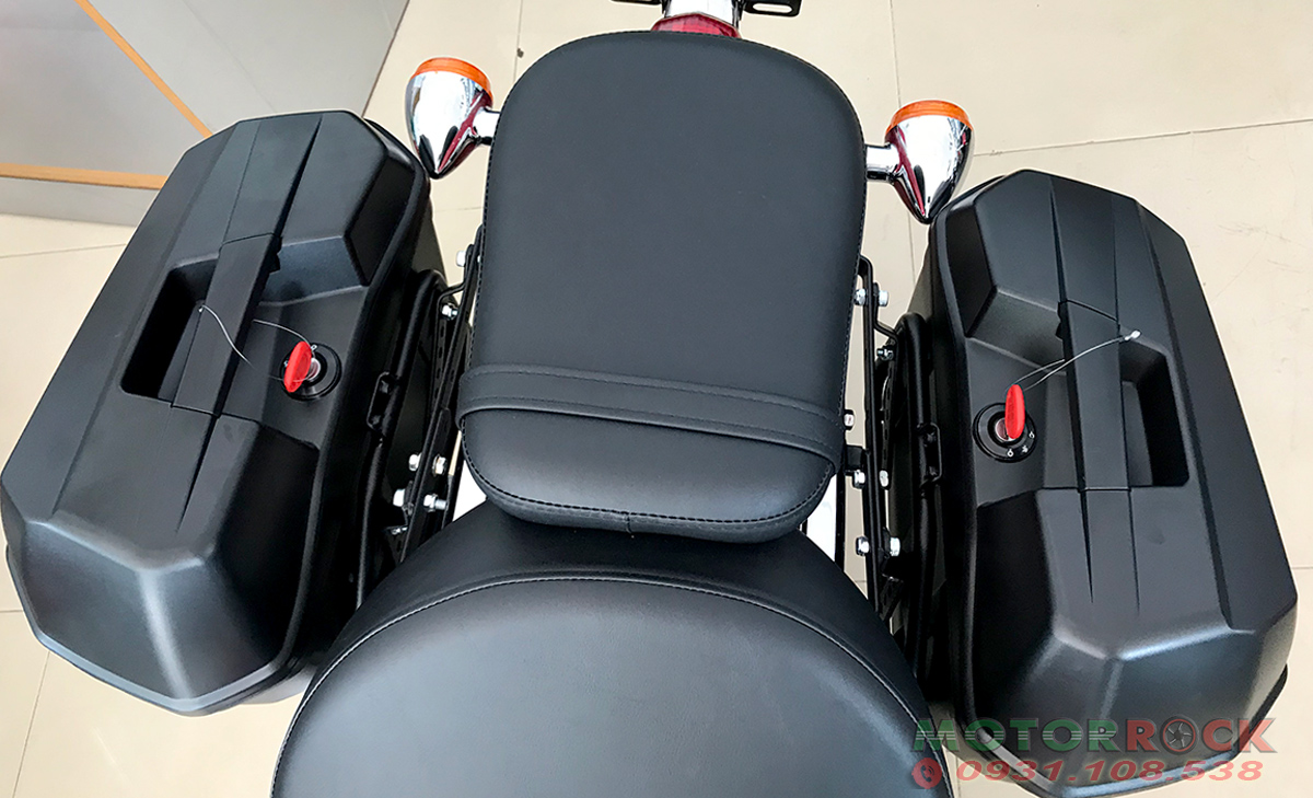 Thùng hành lý Shadow Aero 750
