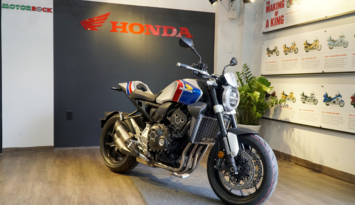 Honda CB1000R Plus 2019 Limited